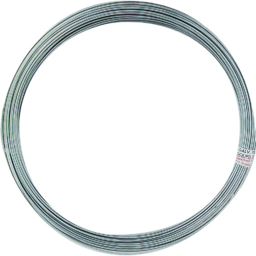 HILLMAN Anchor Wire 100 Ft. 14 Ga. Solid Wire