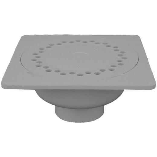 Genova 9 In. PVC Sewer and Drain Bell Trap