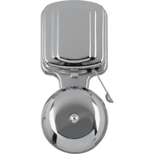 IQ America Wired Silver Doorbell
