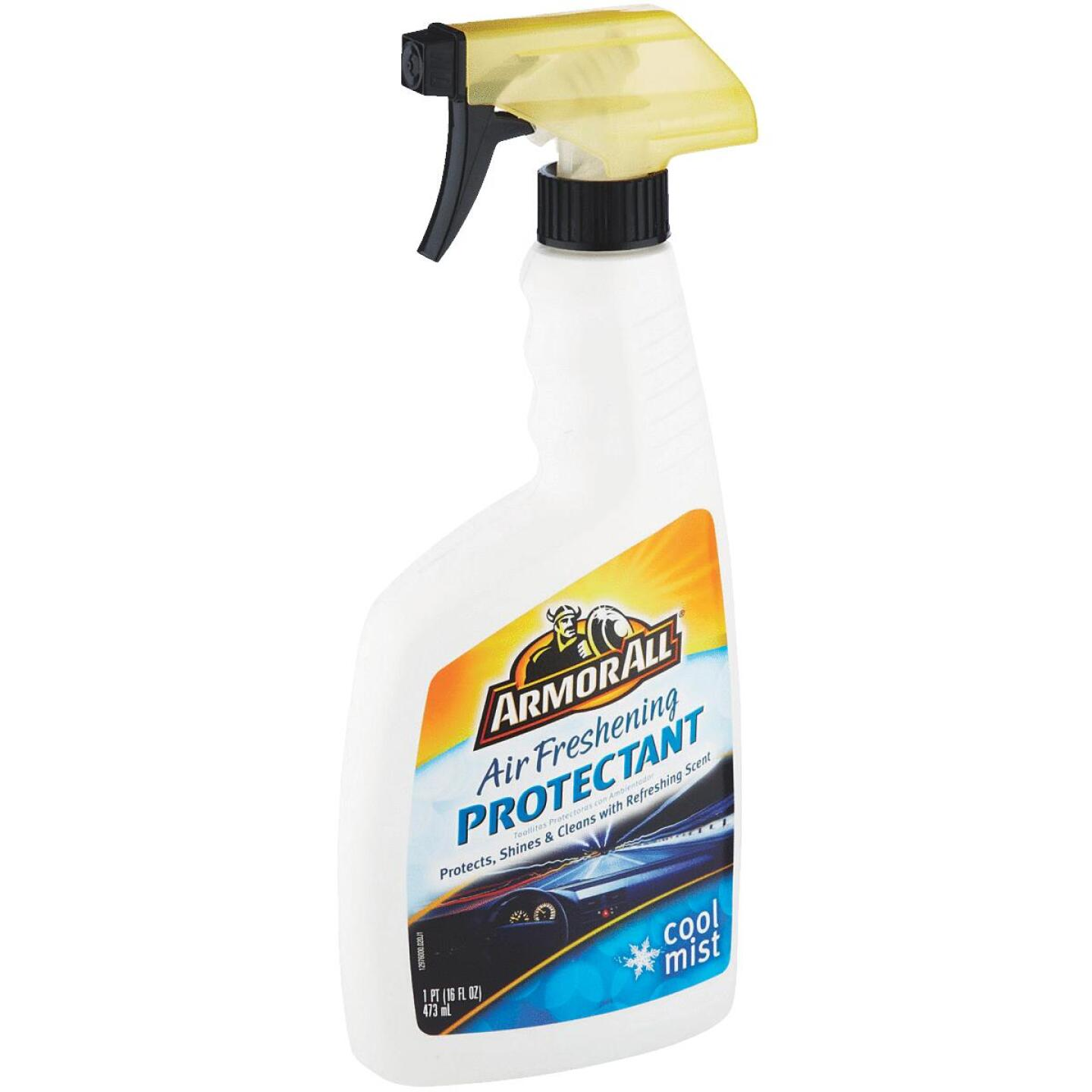 Armor All 16 Oz. Pump Spray Air Freshening Protectant, Cool Mist Scent Image 2