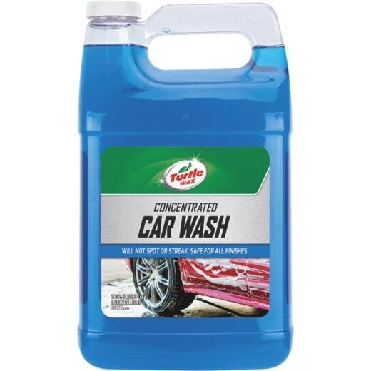 Turtle Wax 100 oz Liquid Concentrate Car Wash