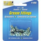 """Plews Lubrimatic 1/4"""" Grease Fitting Image 1"""