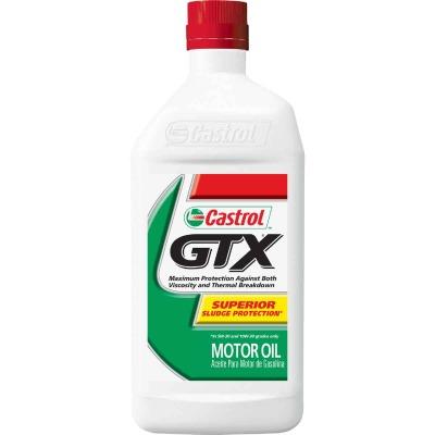 Castrol 10W30 Quart GTX Motor Oil