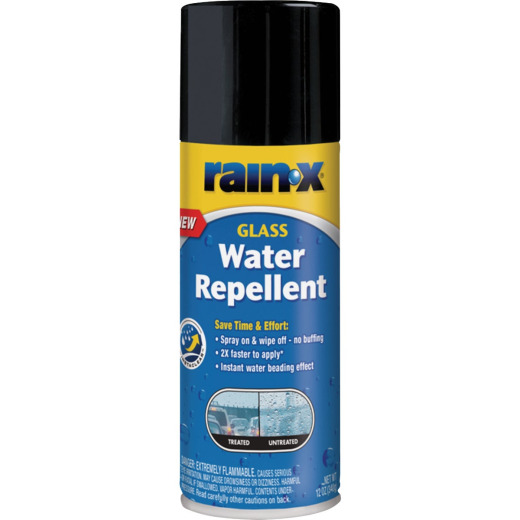 Rain-X 12 Oz. Aerosol Glass Water Repellent