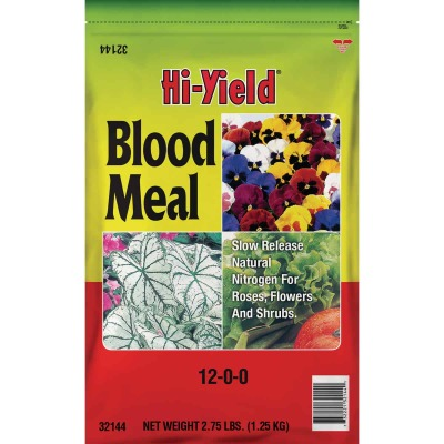 Hi-Yield 2.75 Lb. 12-0-0 Blood Meal