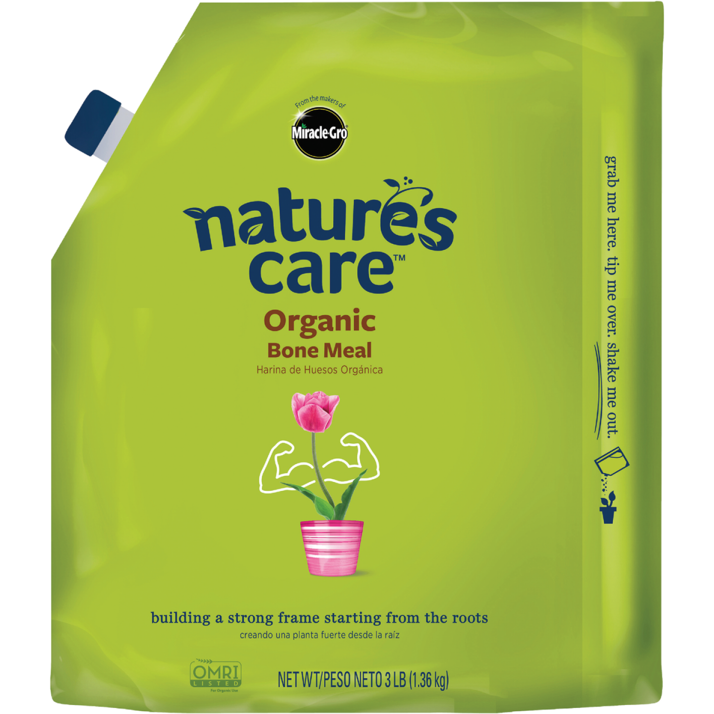 Miracle-Gro Nature's Care 3 Lb. 6-8-0 Bone Meal Image 1