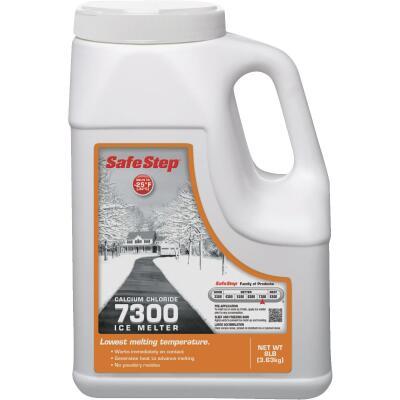 Safe Step 7300 8 Lb. Calcium Chloride Ice Melt Pellets