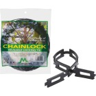 Master Mark 1/2 In. W. x 20 Ft. L. 100% Recycled Post Consumer Plastic Black Tree Support Image 1