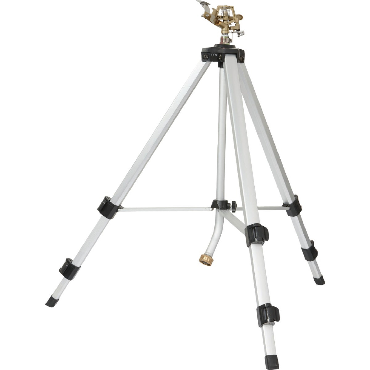 Melnor 85 Ft. Dia. Metal Tripod Impulse Sprinkler Image 1