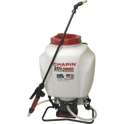 Chapin 4 Gal. Rechargeable Backpack Sprayer