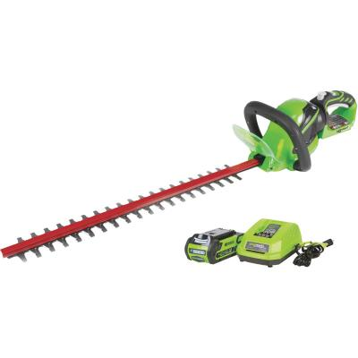 Greenworks G-Max 24 In. 40V Cordless Hedge Trimmer