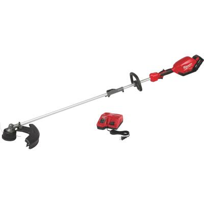 Milwaukee M18 FUEL 18V 16 In. Lithium-Ion Attachment System Cordless String Trimmer