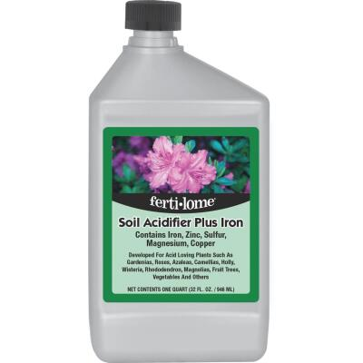 Ferti-lome 1 Qt. Iron Soil Acidifier