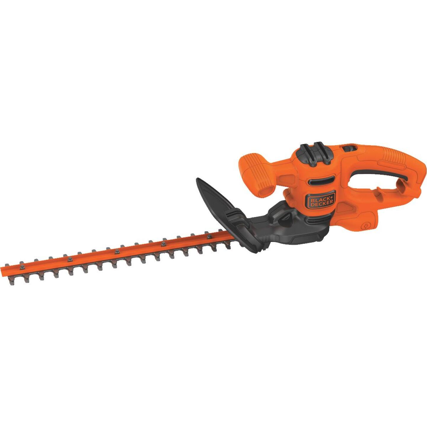 Black & Decker 16 In. 3-Amp Corded Electric Hedge Trimmer Image 1