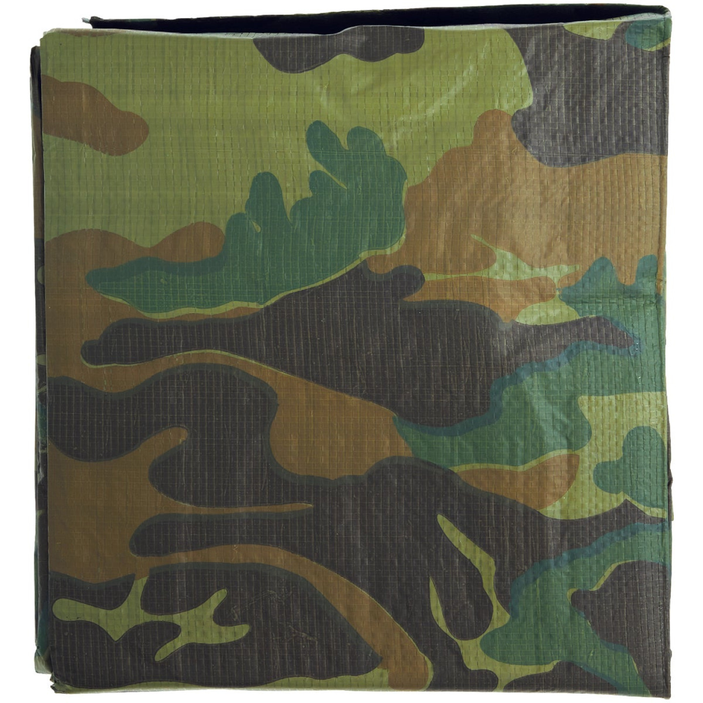 Do it Best Camo Woven 12 Ft. x 16 Ft. Medium Duty Poly Tarp Image 2