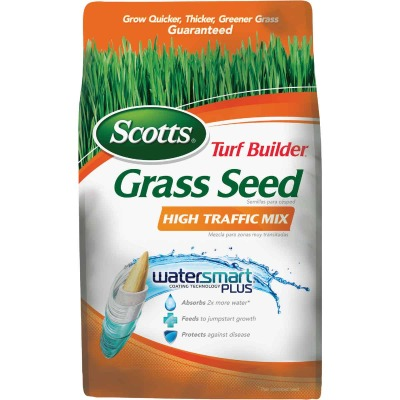 Scotts Turf Builder 3 Lb. Up To 1500 Sq. Ft. Coverage High Traffic Grass Seed
