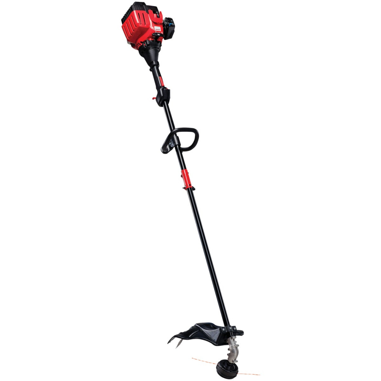 Troy-Bilt TB252S 25cc 2-Cycle 17 In. Straight Shaft Gas Trimmer Image 1