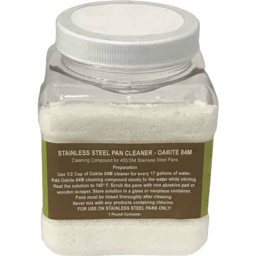 CDL 1 Lb. Powder Stainless Steel Pan Cleaner