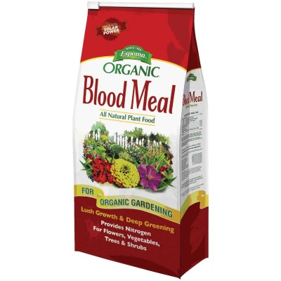 Espoma Organic 3-1/2 Lb. 12-0-0 Blood Meal