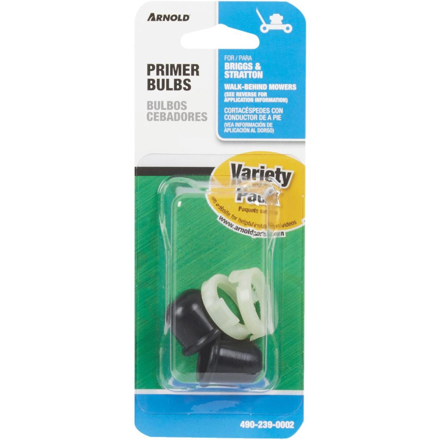 Arnold Lawn Mower Primer Bulb (2 Count) Image 2