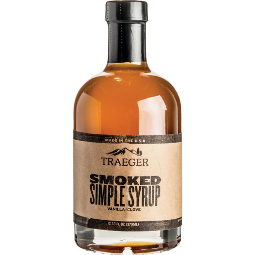 Traeger 12.68 Oz. Smoked Simple Syrup